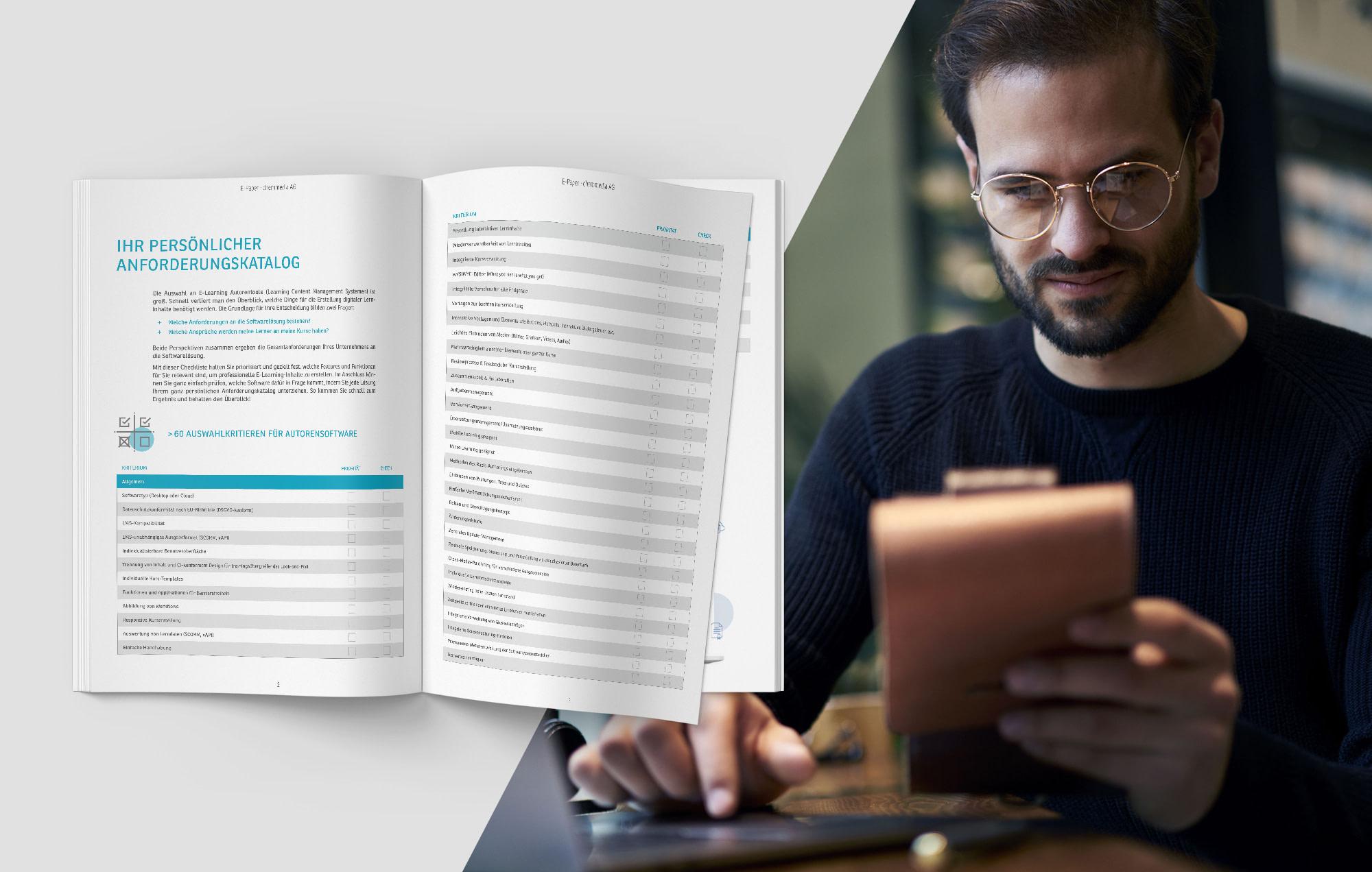 Checkliste Auswahl Autorensoftware